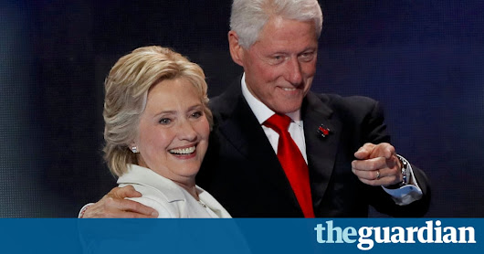 Clinton & co are finally gone. That is the silver lining in this disaster | Hazem Salem | Opinion | The Guardian