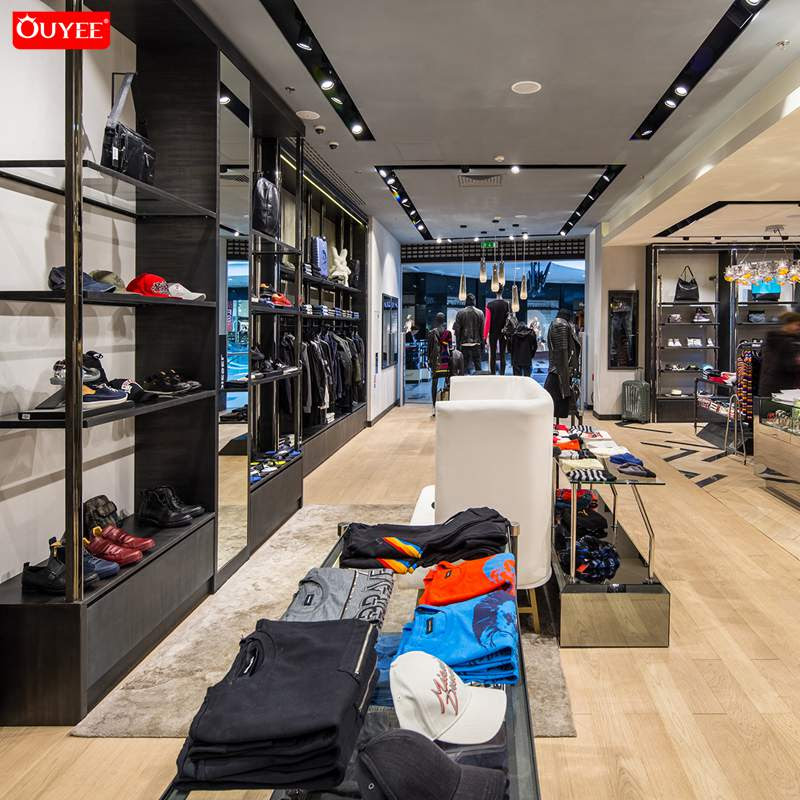 Our Choice of Best Garment Shop Interior Design Ideas Pictures ...