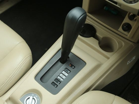 Ford Endeavour India facelift gearbox