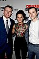 channing tatum gets support from wife jenna dewan at comrade detective 04
