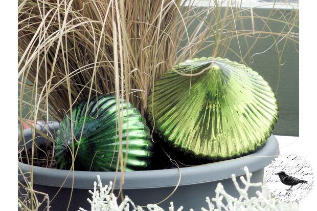 Die Rabenfrau: Herbstbepflanzung auf dem Balkon