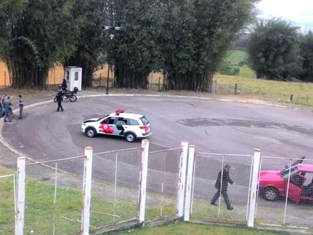 Trio especialista em roubo de carros é preso pela polícia em São José (Foto: Arquivo Pessoal)