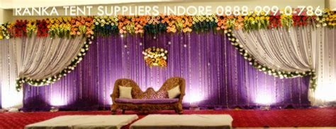 Tips For Your Wedding Reception, Stage and Mandap