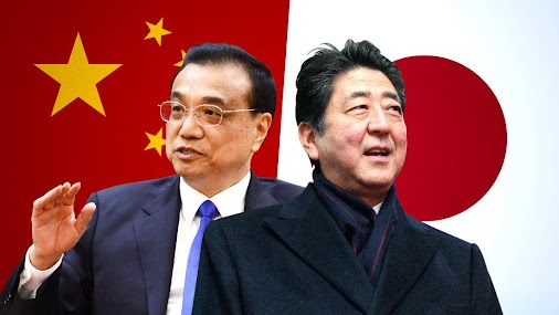 Beijing and Tokyo marked a new high point in their diplomatic relations Wednesday (May 9) as Chinese...