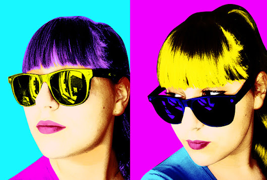 I will create you an Awesome Portrait in Warhol style for $5