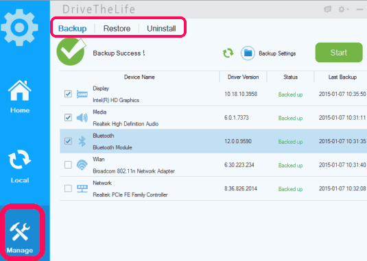 software update driver windows otomatis