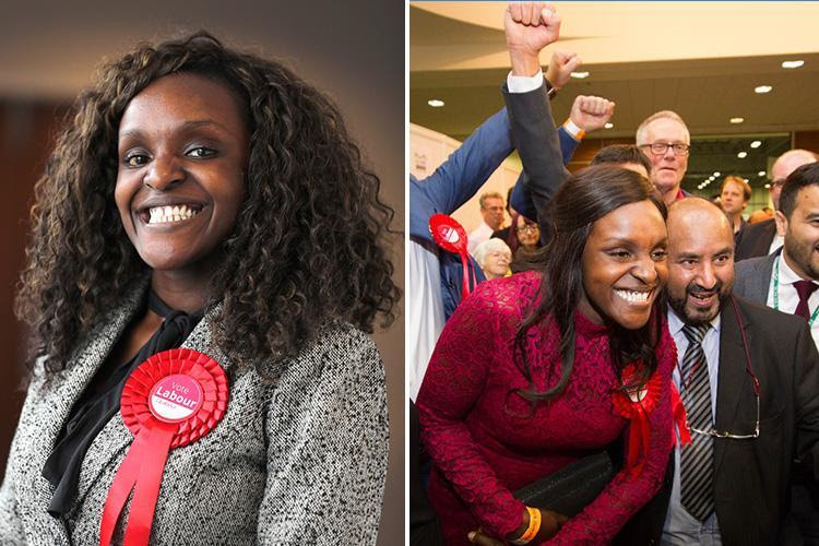 British-Nigerian Lawmaker, Fiona Onasanya, To Stand Trial For Lying