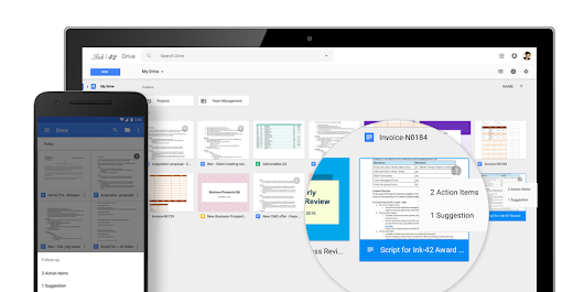 Five new ways to reach your goals faster with G Suite