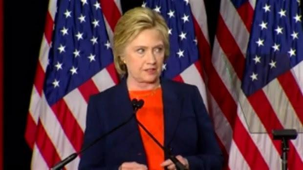 Clinton: Trump Shouldn't Have Nuke Codes