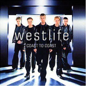 westlife full album coast  coast