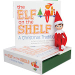 The Elf on the Shelf: A Christmas Tradition - Book