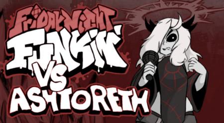 VS Ashtoreth FULL WEEK (FNF MOD) – Download (Friday Night Funkin')