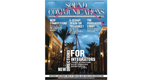 Sound & Communications, Free Sound & Communications Magazine Subscription Subscription