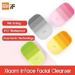 Xiaomi inFace Sonic Electric Beauty Face Deep Cleaning Machine Waterproof Facial Cleanser