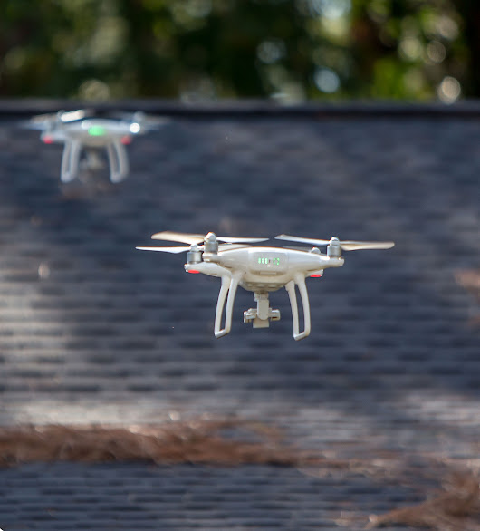 Travelers' Drone Program Is Changing the Way Its Claims Reps Do Business