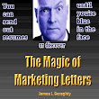 The Magic Of Marketing Letters