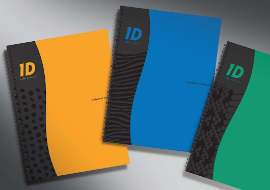 Throwback Thursday ID Notebooks