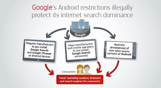 European Commission - PRESS RELEASES - Press release - Antitrust: Commission fines Google €4.34 billion for illegal practices regarding Android mobile devices to strengthen dominance of Google's search engine