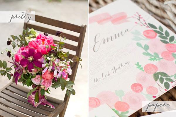 Pink-Floral-Wedding-Inspiration