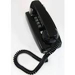 Cortelco 2554 Phone - Black