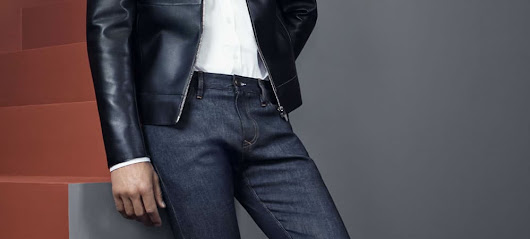 2015's Key Men's Jeans Trends