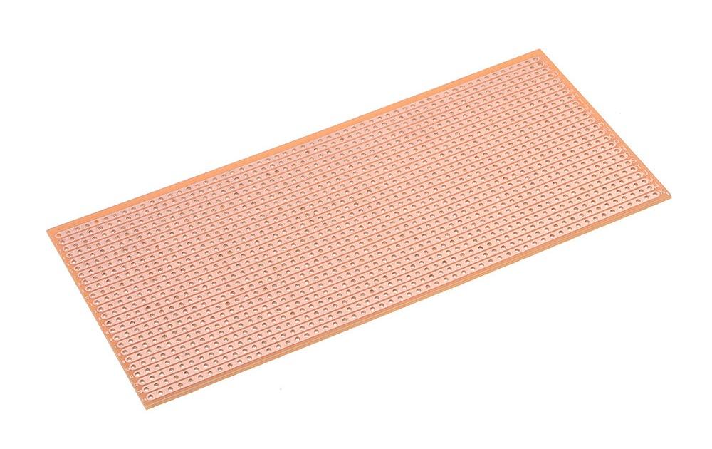 5pcs PCB Stripboard Streifen Leiterplatte Prototyp Strecke Steckbrett 6.5x14.5cm