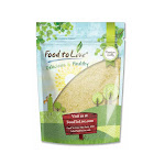 Blanched Almond Flour, 1 Pound - by Food to Live
