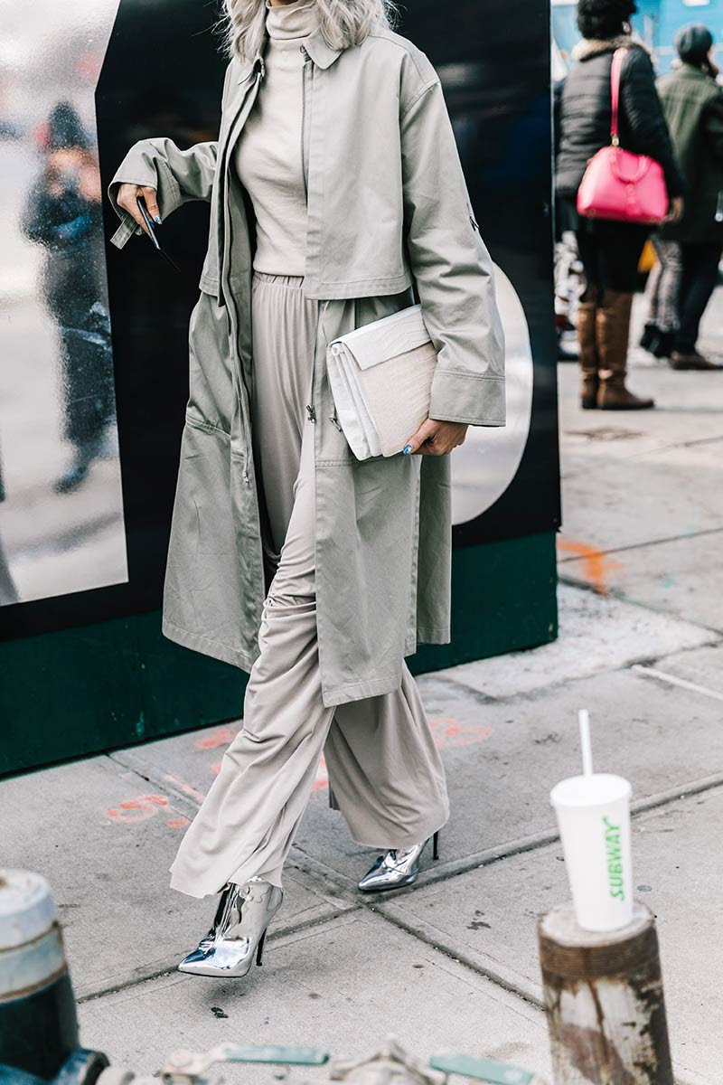 street style new york fashion week febrero 2017 dia 5