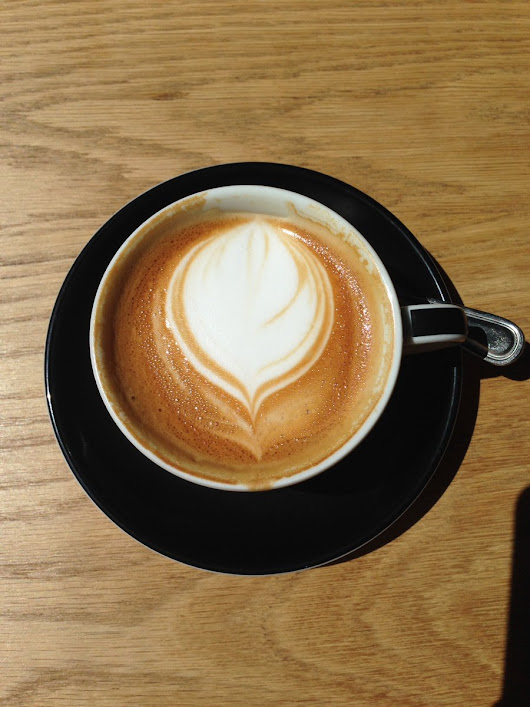 "Craig Dobson on Twitter: ""Excellent cappuccino @IrvingFarm.  Nice folks and beautiful and commodious store. """