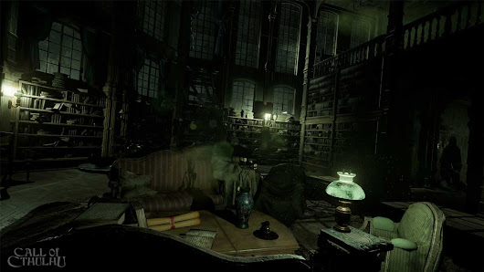 Call of Cthulhu inspired game - Blogpost  - Lovecraft Stories