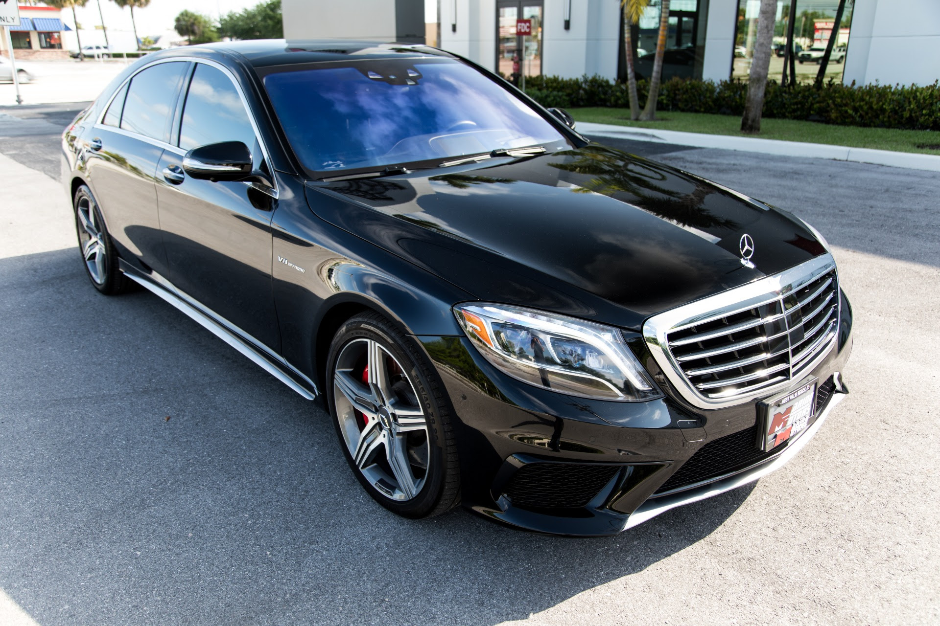 Used 2015 Mercedes-Benz S-Class S 63 AMG For Sale ($82,900 ...