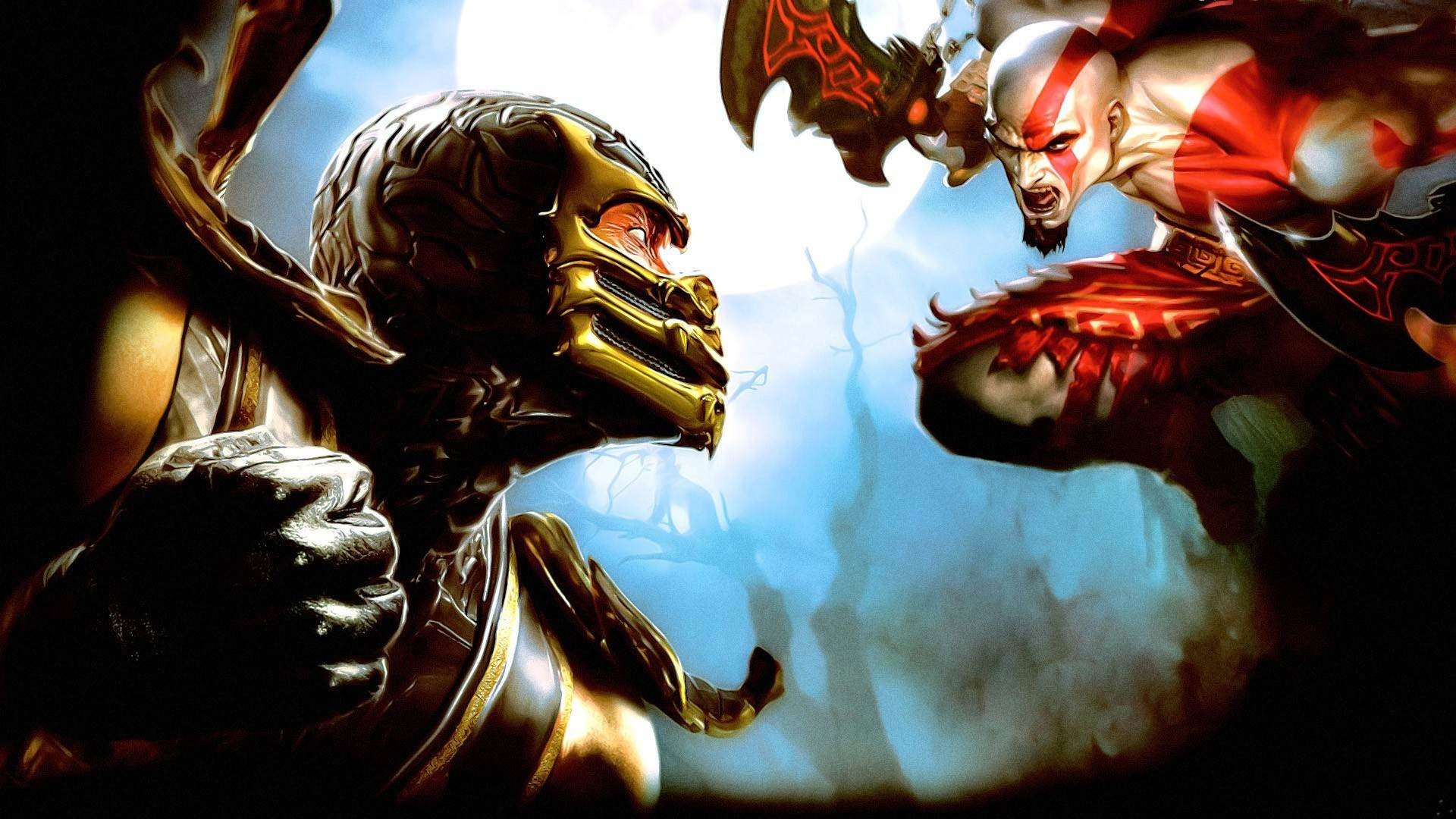 God Of War Wallpaper 1080p
