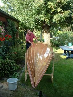 Wooden boat plans wherry ~ Fibre boat