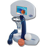 Swimways 2-in-1 Basketball & Volleyball Game