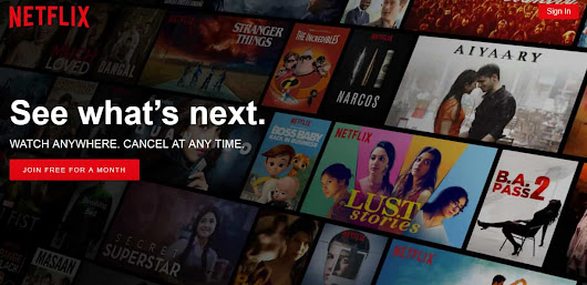Netflix Premium Account for FREE for Lifetime (Without Credit Card)