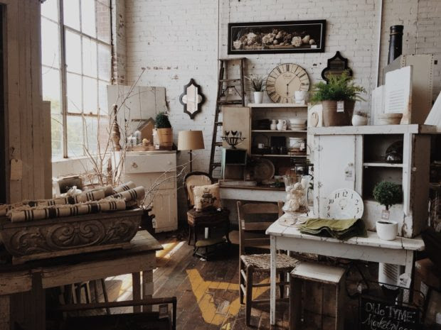 Decorating with Antiques for A Timeless Home Style