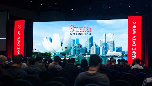 Big Data Experts & Tech Executives at Strata Data Conference 2018