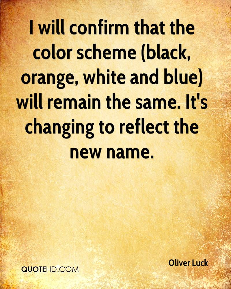 Quotes About Orange Color 37 Quotes