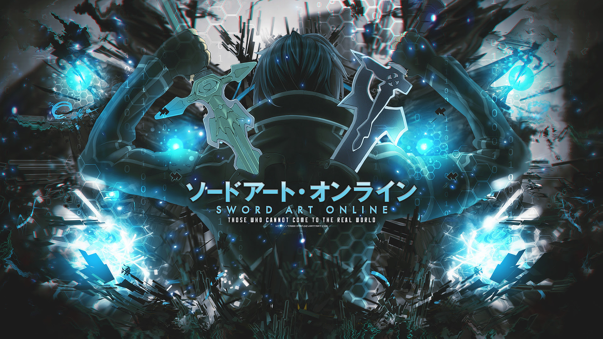 Download 98 Background Anime Sao Paling Keren