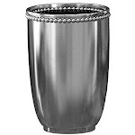 NuSteel CHC4H Chic Stainless Steel Toothbrush Holder