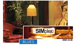 Blues Café - Simplex