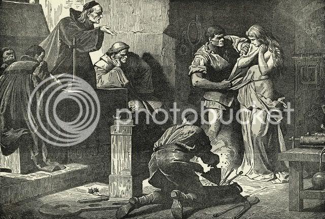 Resultado de imagen de inquisidores