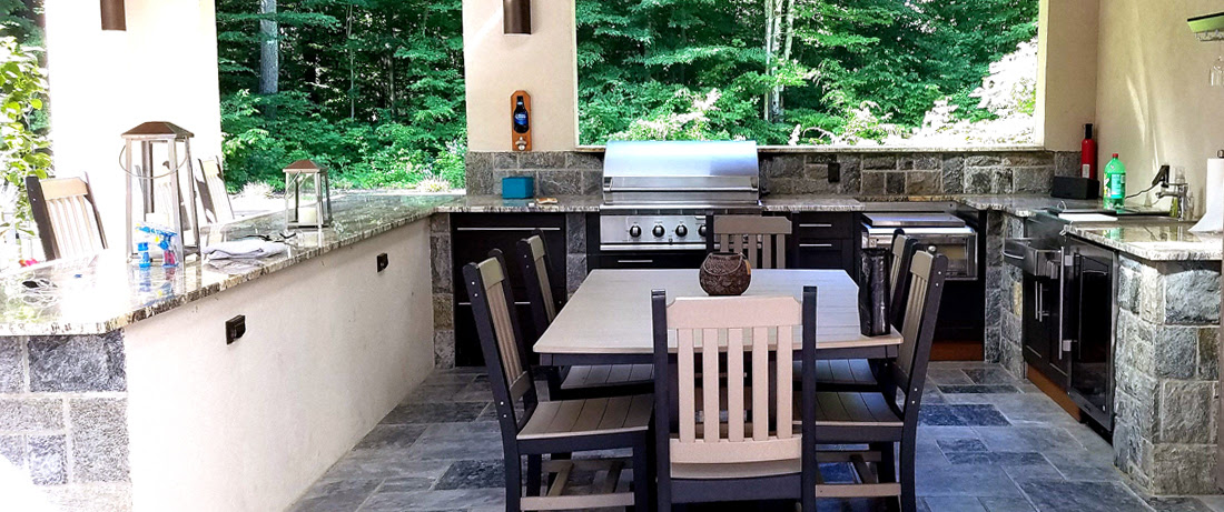 Outdoor Kitchen Design Store: Living fabulously beyond the walls ...