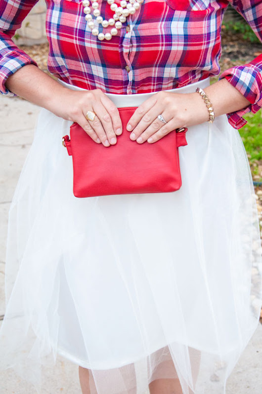 The Creative Closet: Lady In Red