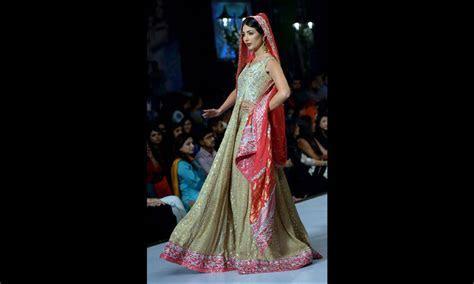 Bridal couture Week in Karachi   Multimedia   DAWN.COM
