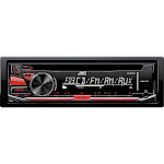 JVC KD-R370 AM/FM CD Receiver, Black