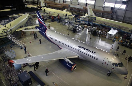 Sukhoi ramps up Superjet 100 deliveries - Russian aviation news