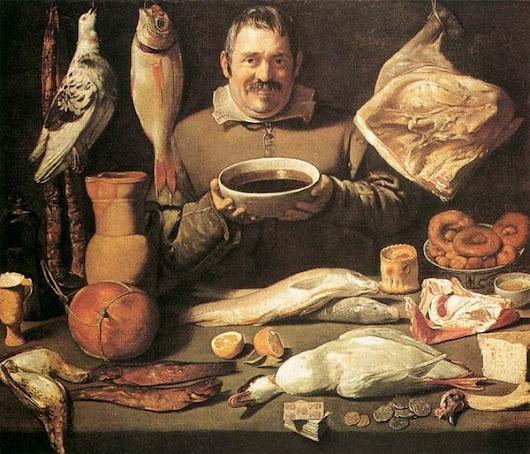Competitive Eating Was Even More Disgusting in the 17th Century
