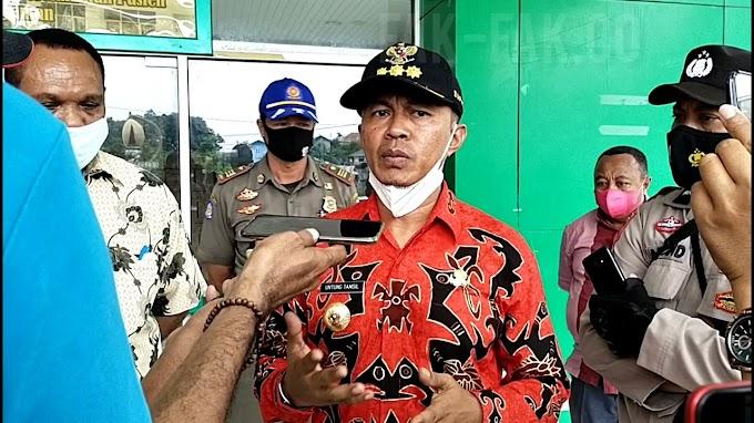 """Di Nonjobkan & Mengadu Ke DPRD, Bupati Fakfak: """"Saya Akan Buang Lebih Jauh Lagi"""""""