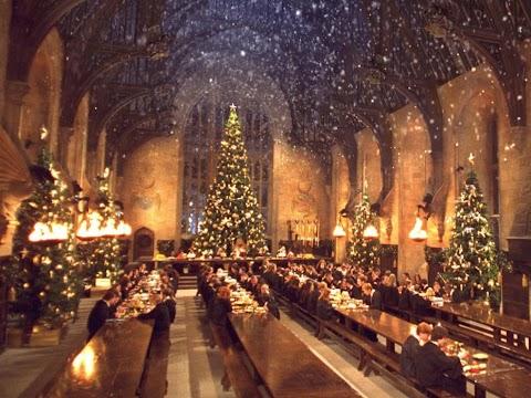 Quieres conocer donde se filmo  Harry potter esta Navidad? en vivo y en directo